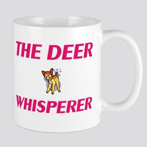 The Deer Whisperer Mugs