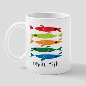 Kayak Fish Mug