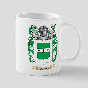 Donne Coat of Arms Mug