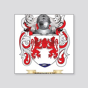Donnelly Coat of Arms Sticker
