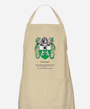 Donoghue Coat of Arms Apron