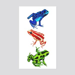 Dart Frogs Sticker