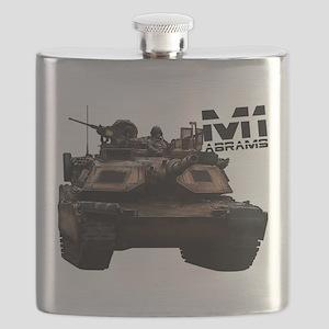 M1 Abrams Flask