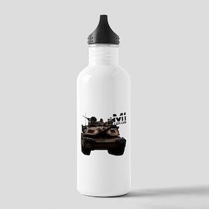 M1 Abrams Water Bottle