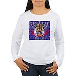 Lion of Judah 7 Women's Long Sleeve T-Shirt