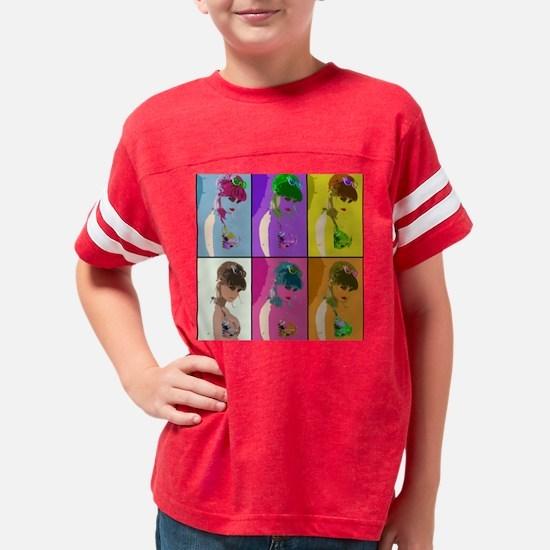 TRILLIAN Youth Football Shirt