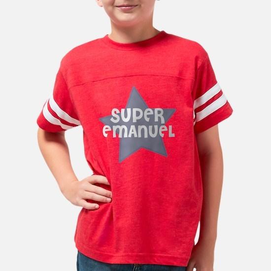 I1221050111048 Youth Football Shirt