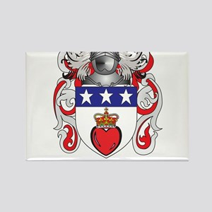 Douglas Coat of Arms Rectangle Magnet