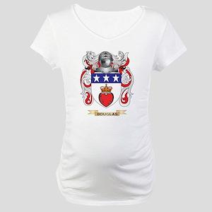 Douglas Coat of Arms Maternity T-Shirt