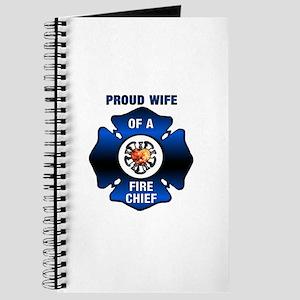 Fire Chiefs Wife Journal