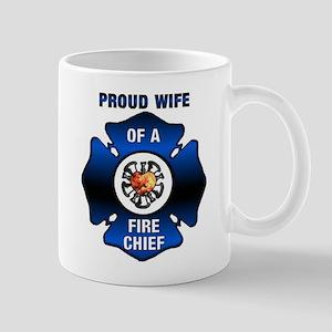 Fire Chiefs Wife Mug
