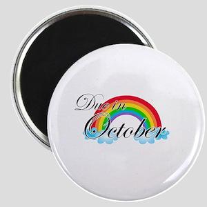 Due in October Rainbow Magnet
