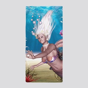 Mermaid! Beach Towel