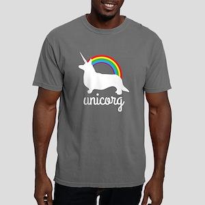 Unicorg, Unicorn and Wel Mens Comfort Colors Shirt