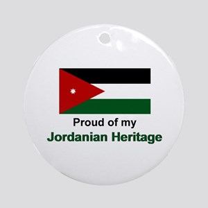Jordanian Heritage Ornament