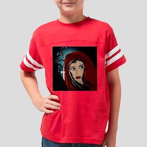 LittleRedpillow3 Youth Football Shirt