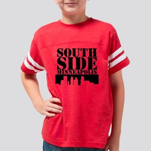 S/S Minn Youth Football Shirt