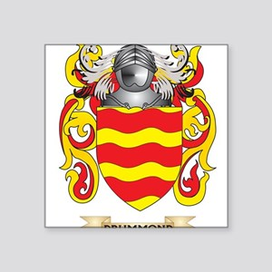 Drummond Coat of Arms Sticker