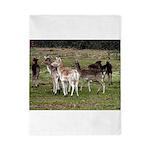 deer in the park Twin Duvet
