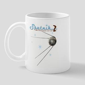 SPUTNIK 2 ATOMIC Mug