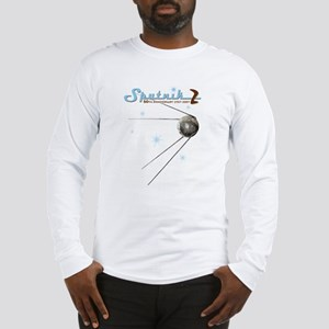 SPUTNIK 2 ATOMIC Long Sleeve T-Shirt