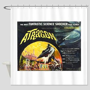 ATRAGON Shower Curtain
