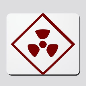 radioactive Mousepad