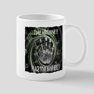 Time Travel Small Mug