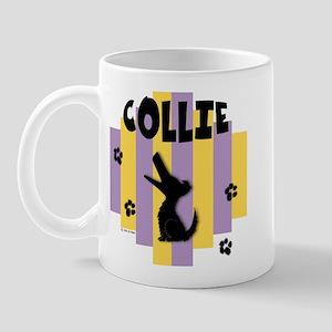 Collie Stripe Mug