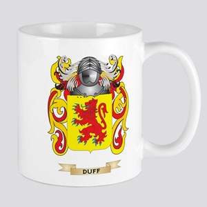 Duff Coat of Arms Mug