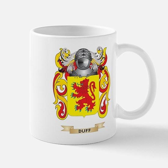Duff Coat of Arms Mug