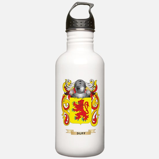 Duff Coat of Arms Water Bottle