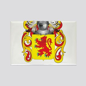 Duff Coat of Arms Rectangle Magnet