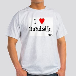 Dundalk Ash Grey T-Shirt
