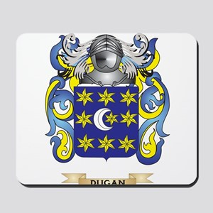 Dugan Coat of Arms Mousepad