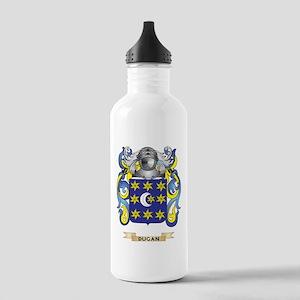 Dugan Coat of Arms Water Bottle