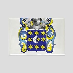 Dugan Coat of Arms Rectangle Magnet