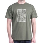 Celtic Knotwork Quasar Dark T-Shirt