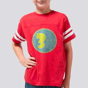 Month3 Youth Football Shirt