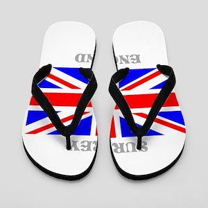 Surrey England Flip Flops