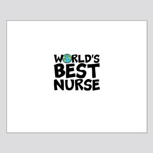 World's Best Nurse Posters