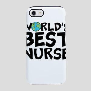 World's Best Nurse iPhone 7 Tough Case
