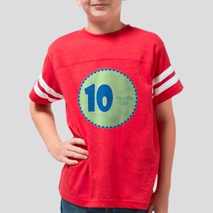 Month10 Youth Football Shirt
