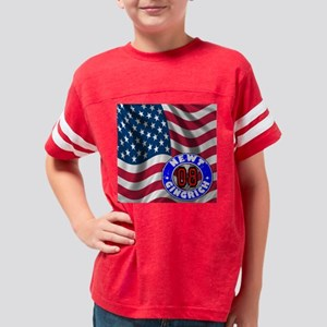gingrich Youth Football Shirt