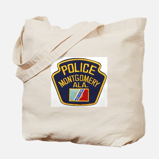 Montgomery Police Tote Bag
