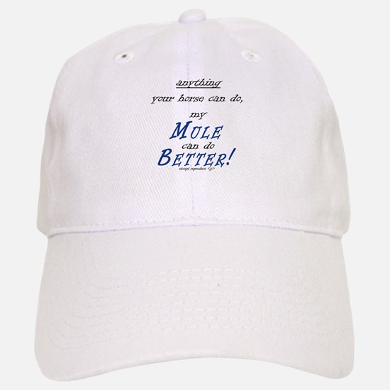 The Better Mule Cap