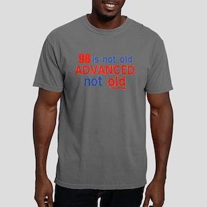98th birthday designs Mens Comfort Colors Shirt