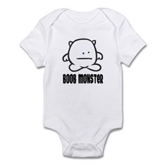 Boob Monster Infant Bodysuit