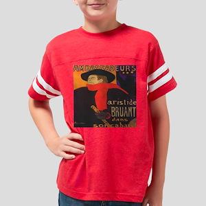 Lautrec_ambassadeurs,_aristid Youth Football Shirt
