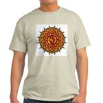 Celtic Knotwork Sun Light T-Shirt